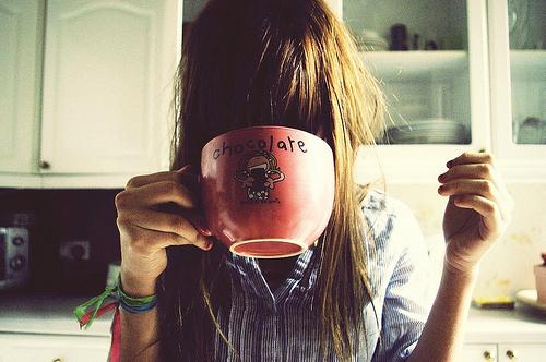 chocolate-coffee-girl-morning-pretty-Favim.com-42306