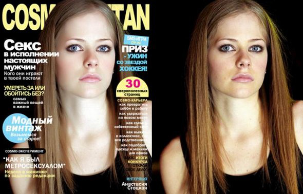 Avril-Lavigne-Before-After-Photoshop