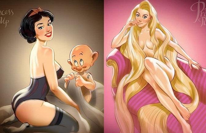 fotos porno de princesas chicas jodidas