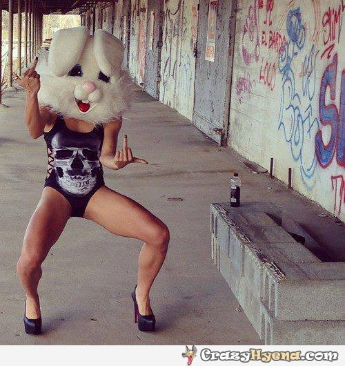 crazy-picture-sexy-girl-rabbit-head