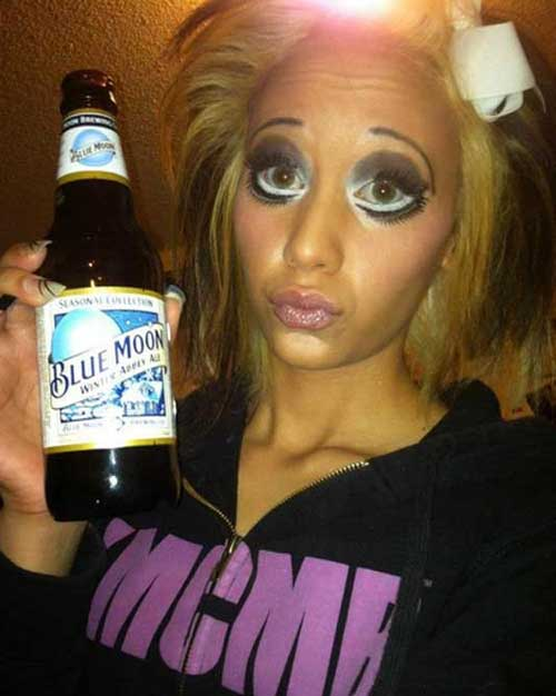 makeup-fails-beer