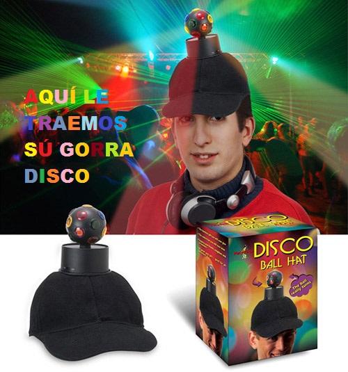 Centro de atencion gorra disco